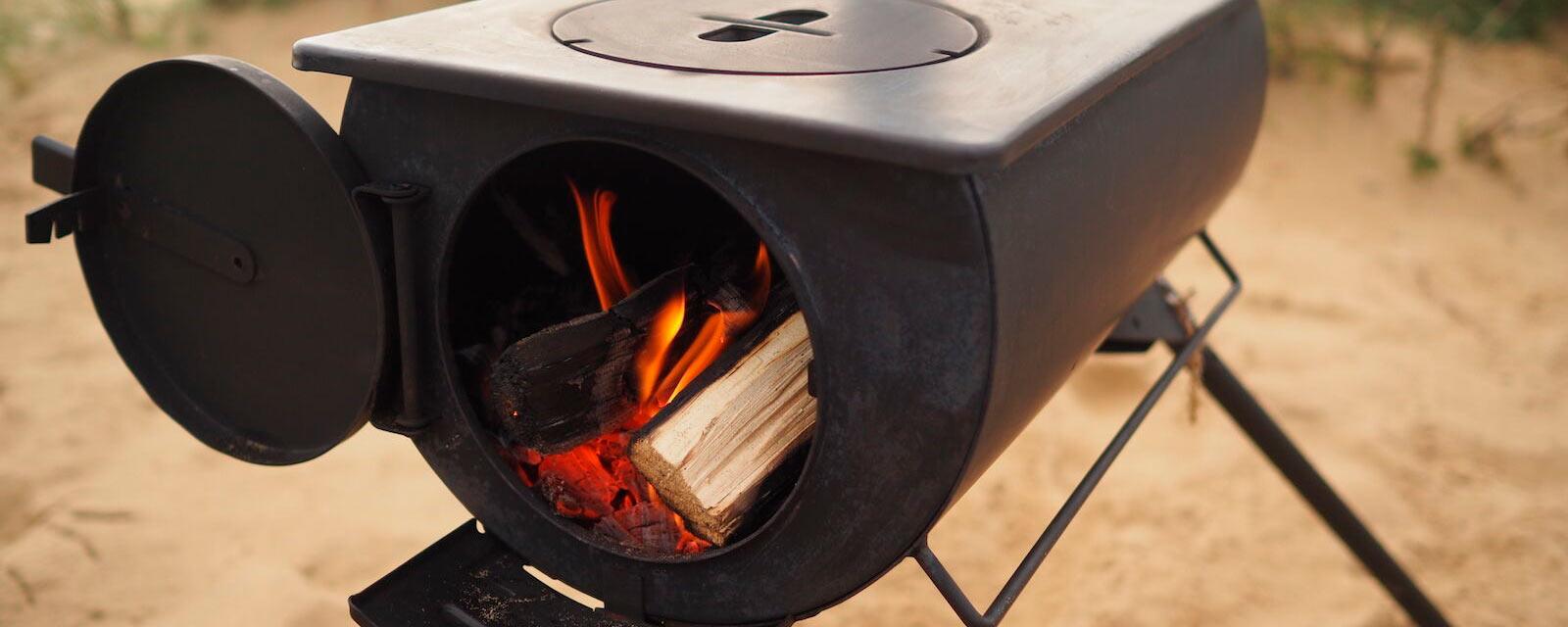 Comment Choisir Son Poele A Bois poêle à bois portable : bonne ou mauvaise idée ? | guide artisan
